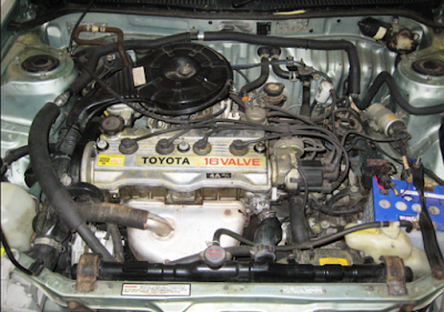 Performa Mesin Corolla Twincam 1.6