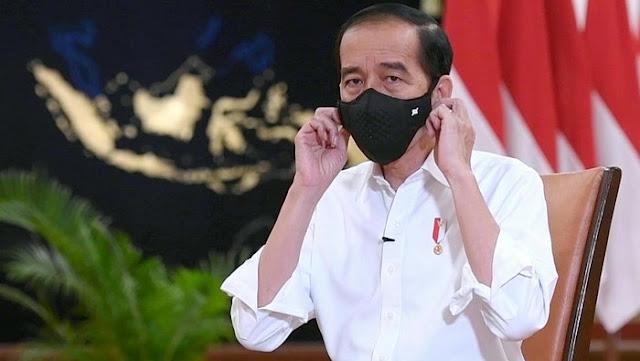 Jelang PSBB se-Jawa Bali, Jokowi Malah Buka Opsi Indonesia Lockdown?
