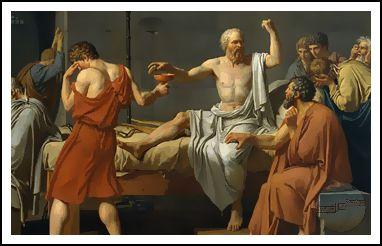 إعدام فيلسوف طاعن في السن | نصوص من محاكمة سقراط