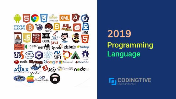 Bahasa Pemrograman Paling Populer Dipelajari Tahun 2019