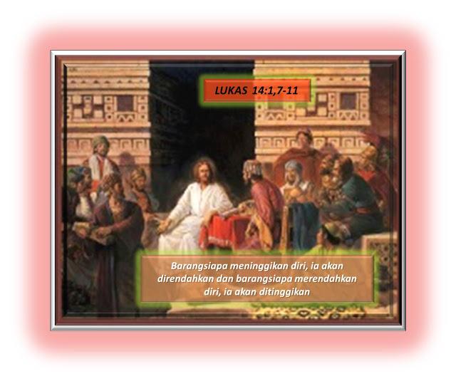 Lukas 14:1,7-11