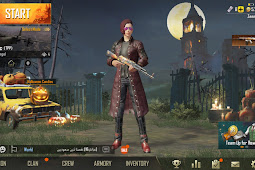 Cara Log Out dan Ganti Akun Pubg Mobile