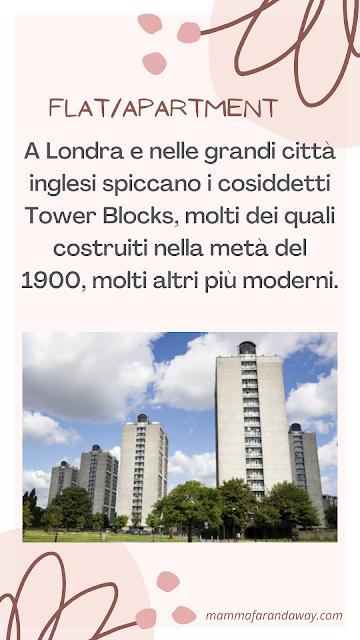 appartamenti inglesi