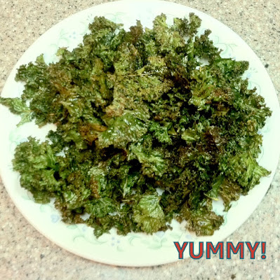 How to Make Delicious Kale Chips