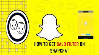 Bald Filter Snapchat  || Get the Snapchat Bald Filter [easy]