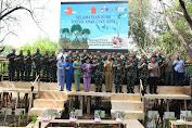 TNI Tanam 300.074 Mangrove dari Sabang sampai Merauke