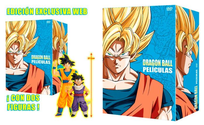 Dragon Ball películas - Selecta Visión