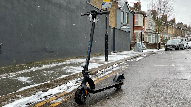 Carrera impel is-1 Electric Scooter Review