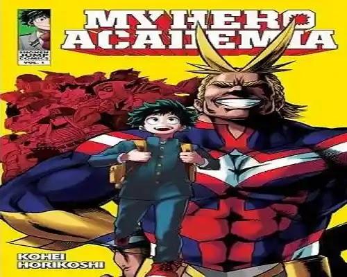 مانجا بوكو نو هيرو أكاديمي Boku no Hero Academia الفصل 292 بعنوان بصيص أمل مترجم أون لاين على ot4ku.