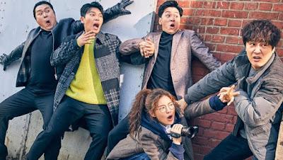 4 Rekomendasi Drama Korea Genre Thriller & Kriminal 2021