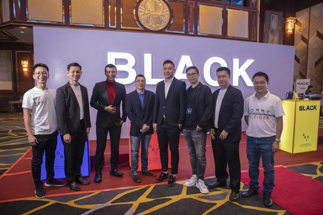 Aik Cheong Coffee, Black Series Official Launch, Black-Drip & Dip Series, Drip Bag Coffee, Cold Brew Coffee, Coffee, Tan Boon Heong, Food
