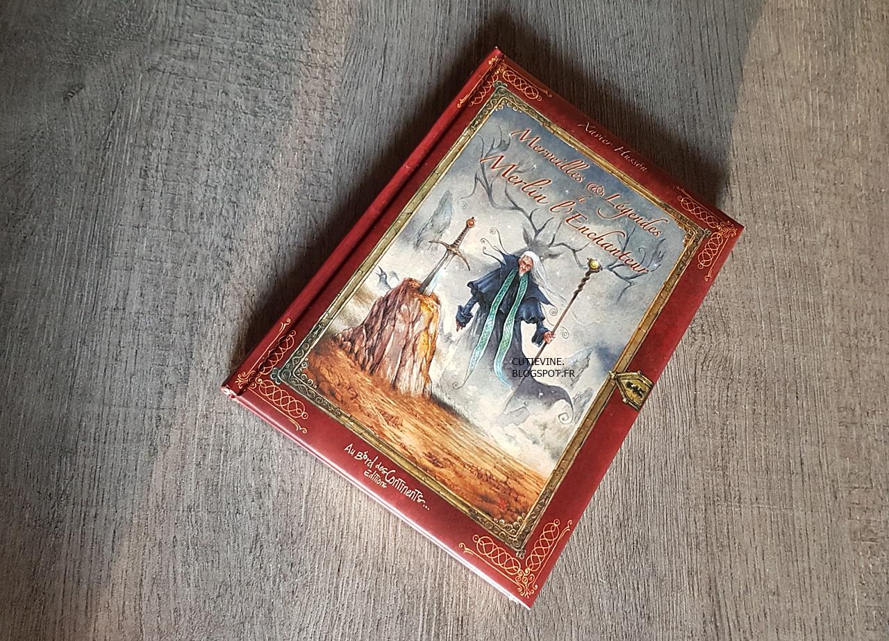 Chronique | Merveilles & Légendes de Merlin l'Enchanteur
