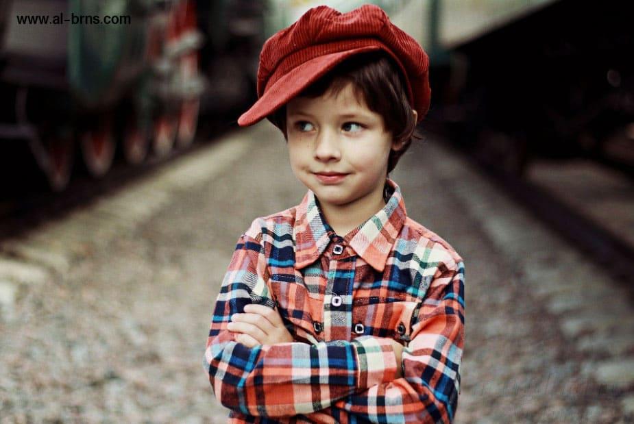 الصور الجميلة للاطفال الصغار مكتوب عليها