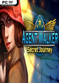 Download Agent Walker Secret Journey PC Game Full Version Gratis