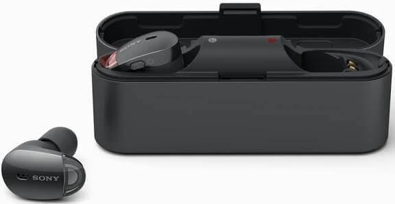 WF-1000X Charging Case