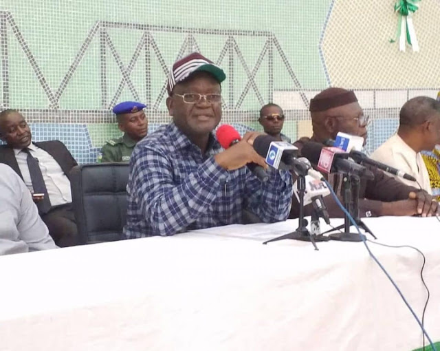 Benue: Tribunal judgment is victory for our people – Ortom