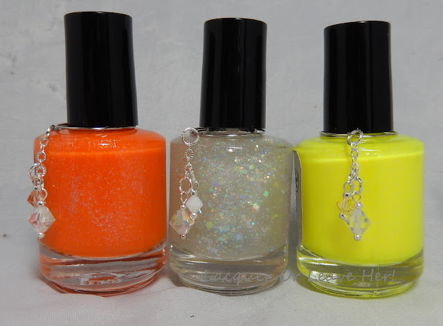 Lala Orange, Twink, and Rainbow Brite from The Color Kids collection