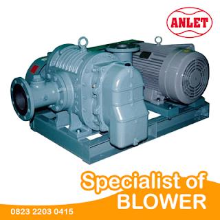 Jual Root Blower Type BS-GE