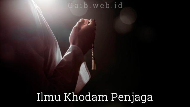 Belajar Ilmu Khodam