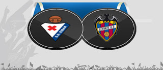 مشاهدة مباراة ليفانتي وايبار بث مباشر 16-3-2018 الدوري الاسباني
