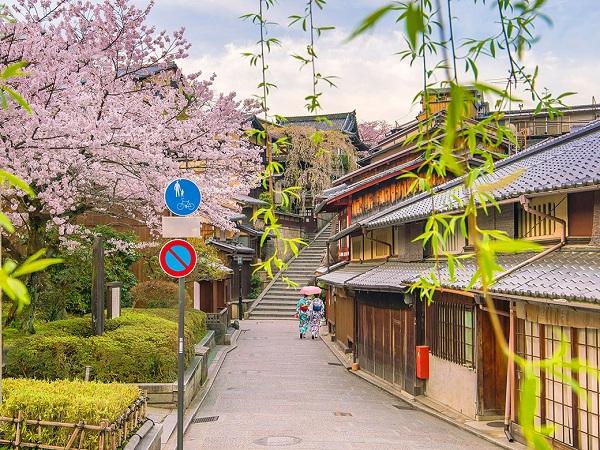 Khu phố cổ Arashiyama