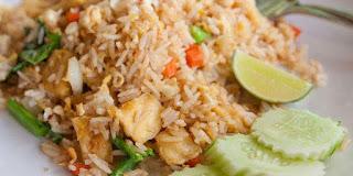 sejarah nasi goreng dan resep membuat nasi goreng ikan asin sedap