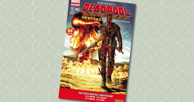 Deadpool Special 5 Panini Cover
