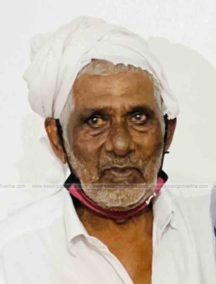Kasaragod, Kerala, News, Obituary, Muhammad of Kambar passed away.