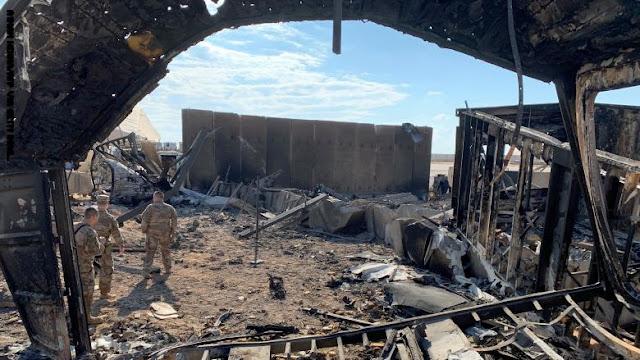 الجيش الأمريكي: قوات أمريكية إضافية أصيبت في ضربات إيران الصاروخية لقاعدة عين الأسد
