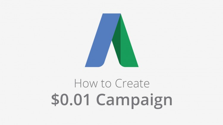 50% off Google Adword Insider: How to Create a Campaign