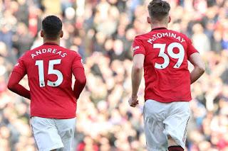 Predicted 4-2-3-1 Man United line-up vs Spurs