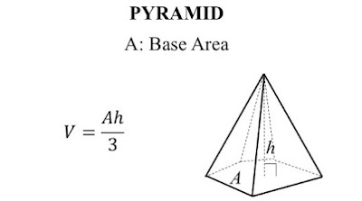 Công thức tính thể tích kim tử tháp Công thức tính thể tích kim tử tháp