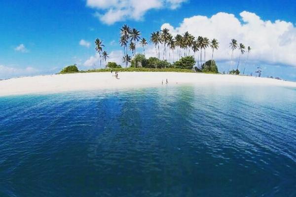 Pesona Pantai Biduk-Biduk Berau Kalimantan Timur