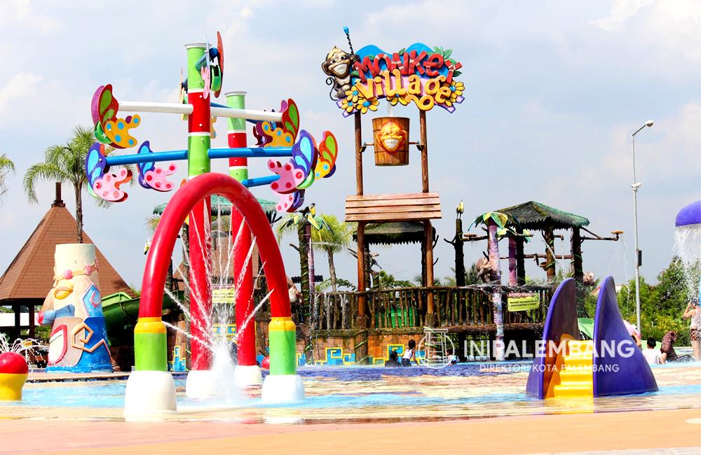 Amazing Waterpark Palembang