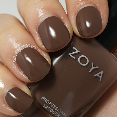 Zoya Naturel 3 - Gina | Kat Stays Polished