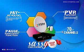 TStv Sassy accessories