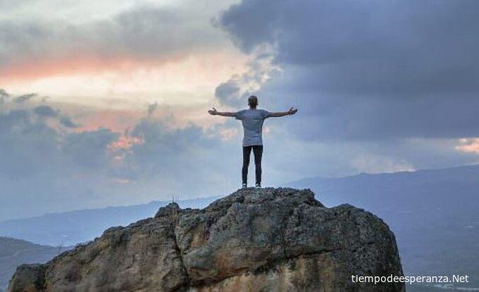 Hombre victorioso en Cristo