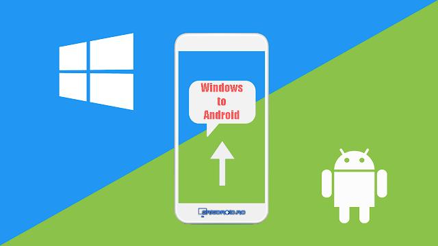 Cum să transferi mesajele SMS și MMS de pe un telefon Windows Mobile pe un telefon Android