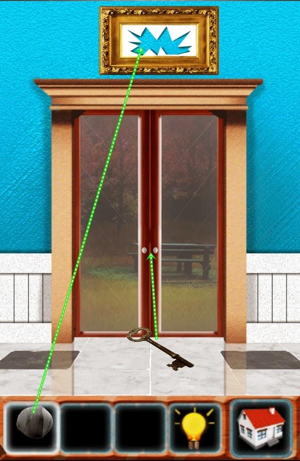 100 Doors Classic Escape Level 6 7 8 9 10