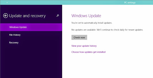 Update Windows 10 Technical Preview Troubleshooting
