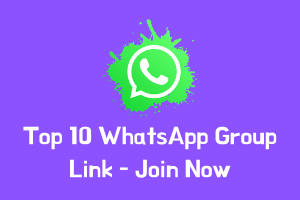 Top 10 WhatsApp Group Link of January 2020