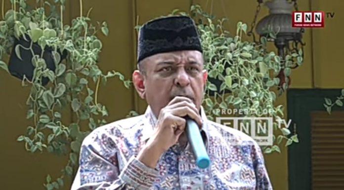 Bongkar Dalang Penangkapan Habib Rizieq Shihab, Yusuf Martak: Dia Selalu Berambisi Bagaimana HRS Ditahan