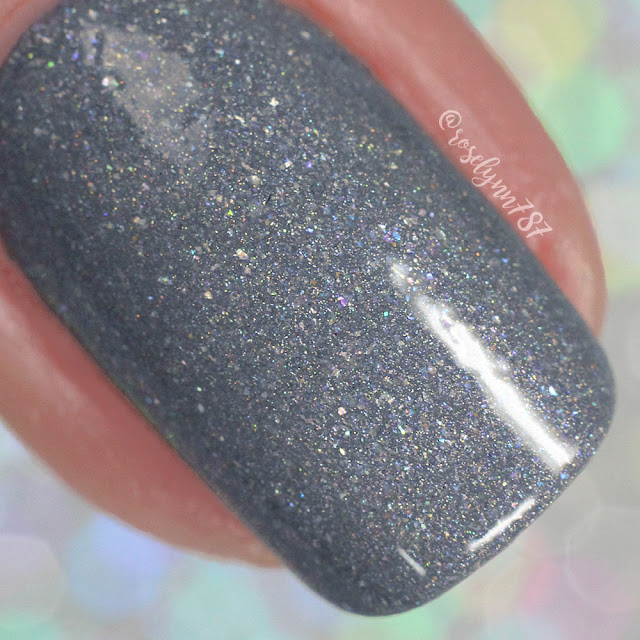 Supermoon Lacquer - Rainbow Moon Heartache