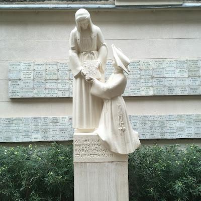 Santa Luisa di Marillac Rue du Bac