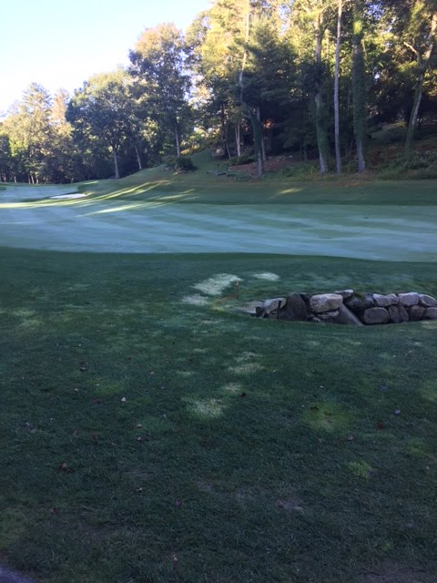 Highlands Country Club Agronomy: Tenacity Herbicide