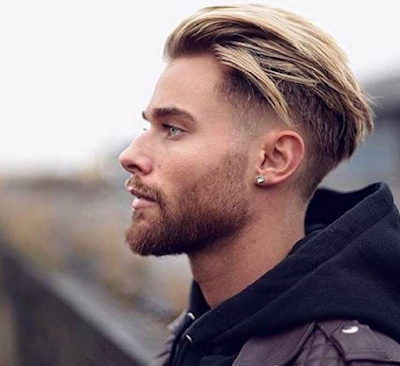 Fade Haircut For Men Round Face (Hairstyle Updates - www.hairstyleupdates.com)