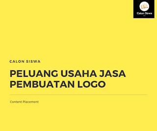 Peluang Usaha Jasa Pembuatan Logo