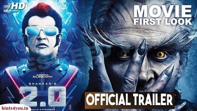 This is the most expensive movie of this year, in Tamil Nadu it is celebrated like the festival, release of 2.0 Well, why not, the casting of Bollywood action star Akshay Kumar with Rajinikanth is interesting and that is why the film got so much hype.