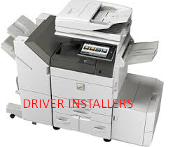 Sharp MX-5070N Driver Download and Installers