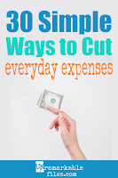 I'm all about frugal living and here are some of the most unusual, creative, and off-the-wall money saving hacks and tips I use to keep my family on a budget. I bet you don't do half the things on this list, and most people have never even heard of Idea No. 5. #savingmoney #frugalliving #howtosavemoney #budget #money #families #unremarkablefiles